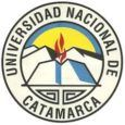 Universidad Nacional de Catamarca logo